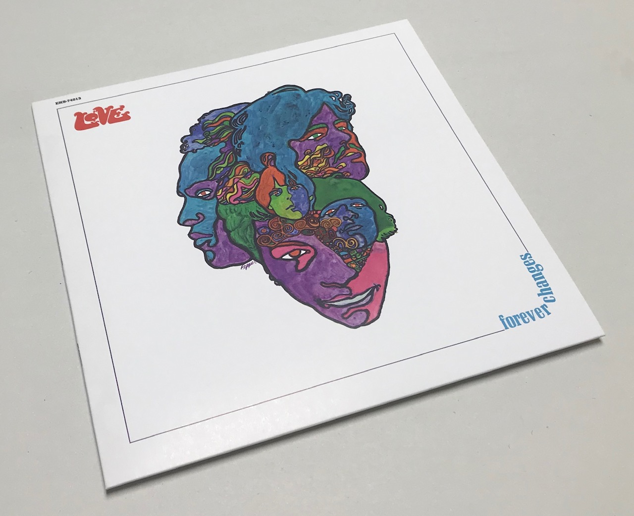 ERC057S Love - Forever Changes (Stereo)
